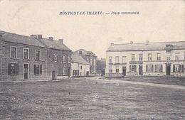 Montigny Le Tilleul, Place Communale (pk69698) - Montigny-le-Tilleul