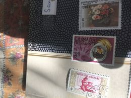 GRENADA ARTE  1 VALORE - Postzegels