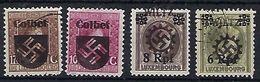 Luxembourg  - Série   Occupation Colbet - 2ème Guerre Mondiale - Blocs & Feuillets