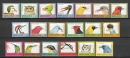 SIERRA LEONE - N°1539/57 ** (1992) Oiseaux - Otros