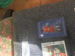 AMTIGUA I CAPITANI  1 VALORE - Postzegels
