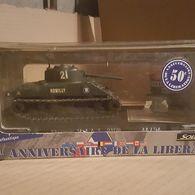 Solido Sherman M 4 A 3 Cinquantenaire Du Débarquement - Autres
