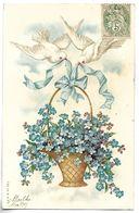 OISEAUX Et FLEURS - 558 - Oiseaux