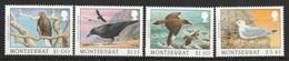 MONTSERRAT- N°923/6 ** (1997) OISEAUX / BIRDS - Montserrat