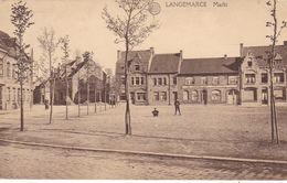 Langemark, Langemarck, Markt (pk69706) - Langemark-Poelkapelle