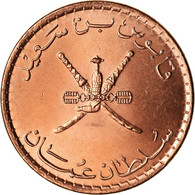 Monnaie, Oman, Qabus Bin Sa'id, 5 Baisa, 2013, British Royal Mint, SPL+ - Oman