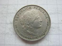 Peru , 5 Centavos 1941 - Peru