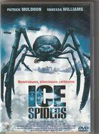 "DVD   ""  ICE SPIDERS  "" - Horreur"