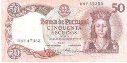 Portugal 50 ESCUDOS 1964 - Portugal