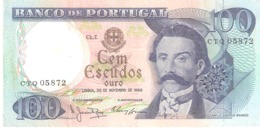 Portugal 100 ESCUDOS 1965 - Portugal