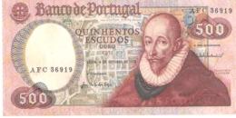 Portugal 500 ESCUDOS 1979 - Portugal