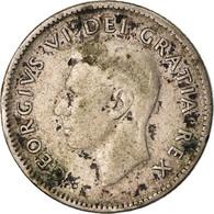 Monnaie, Canada, George VI, 10 Cents, 1950, Royal Canadian Mint, Ottawa, TB - Canada