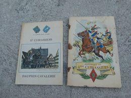 HISTORIQUE 4 ET 12 Eme REGIMENT CUIRASSIERS 1643 1940 - 1939-45