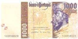 Portugal 1000 ESCUDOS 2000 - Portugal