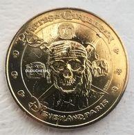 Monnaie De Paris 77.Disneyland 27 Pirates Caribbean 2014 Gras - Monnaie De Paris