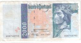 Portugal 2000 ESCUDOS 1995 - Portugal