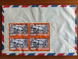 POSTA AEREA VIETNAM 1988 - Vietnam