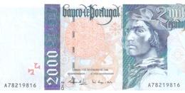 Portugal 2000 ESCUDOS 1996 - Portugal