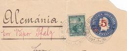 Argentina - Postal Stationery With Stamp (piece)  (50614) - Ganzsachen