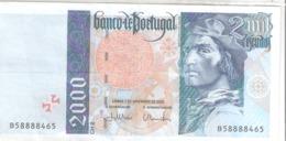 Portugal 2000 ESCUDOS 2000 - Portugal