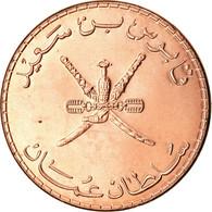 Monnaie, Oman, Qabus Bin Sa'id, 10 Baisa, 2011, British Royal Mint, SPL, Bronze - Oman