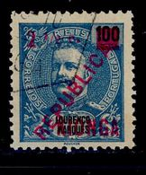 ! ! Kionga - 1916 King Carlos  2 1/2 C - Af. 03 - Used - Kionga
