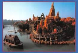 WALT DISNEY  DISNEYLAND Paris  FRONTIERLAND  MICKEY  33 (scan Recto Verso)MA212BIS - Disney
