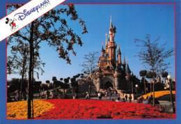 WALT DISNEY  DISNEYLAND Paris Le Chateau De La Belle Au Bois Dormant  29 (scan Recto Verso)MA212BIS - Disney