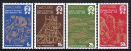 Swaziland - 1979 Centenary Of Discovery Of Gold Set (**) # SG 314-317 - Swaziland (1968-...)