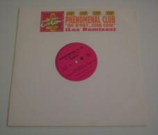 Maxi 45T PHENOMENAL CLUB : On R'met Coin Coin (Les Remixes) - 45 Rpm - Maxi-Single