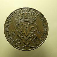 Sweden 5 Ore 1920 - Zweden