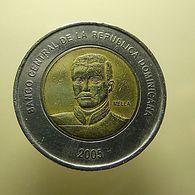 Dominicana 10 Pesos 2005 - Dominicaanse Republiek
