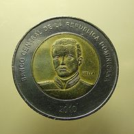 Dominicana 10 Pesos 2010 - Dominicaanse Republiek