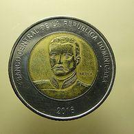 Dominicana 10 Pesos 2016 - Dominicaanse Republiek