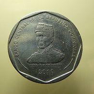Dominicana 25 Pesos 2010 - Dominicaanse Republiek