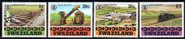 Swaziland - 1982 Sugar Industry Set (**) # SG 408-411 - Swaziland (1968-...)