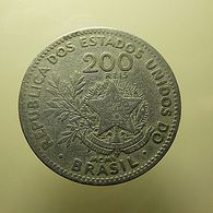 Brazil 200 Reis 1901 - Brazilië
