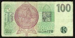 Banknote Czech / Tschechei  -  100 Korun 1997 - República Checa