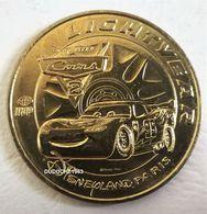 Monnaie De Paris 77.Disneyland 28 Lightyear Cars 2013 - Monnaie De Paris