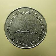 UAE 1 Dirham 1998 35th Anniversary The National Bank Of Dubai - Verenigde Arabische Emiraten