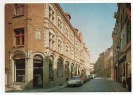 LILLE --1986-- Rue De La Monnaie --petite Animation--( Belles Voitures Dont Citroen DS, VW Et Renault 4 ..... ) - Lille