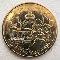 Monnaie De Paris 77.Disneyland 23 Minnie Le Carrousel De Lancelot 2016 Les 20 Ans - 2016