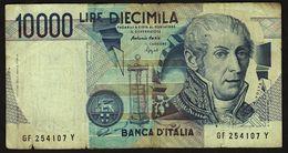 Banknote Italy / Italien  -  10000 Lire 1984 - 10000 Liras