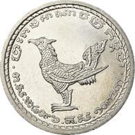 Monnaie, Cambodge, 10 Sen, 1959, SPL+, Aluminium, KM:54 - Cambodge