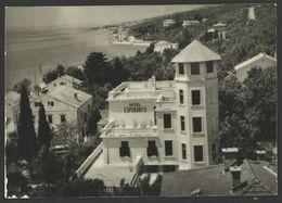 CROATIA HRVATSKA SELCE Hotel ESPERANTO Postcard (see Sales Conditions) 02033 - Croatia