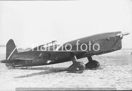 PHOTO AVION  CAUDRON 450    RETIRAGE REPRINT - Aviation