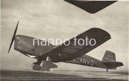 PHOTO AVION   CAUDRON AIGLON   RETIRAGE REPRINT - Aviation