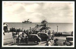 AK Plymouth / Montserrat, The Landing - Zonder Classificatie