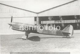 PHOTO AVION       CAUDRON RENAULT CYCLONE I-191     RETIRAGE REPRINT - Aviation