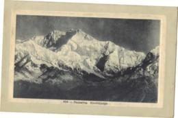 India - Darjeeling Kinchinjunga - India